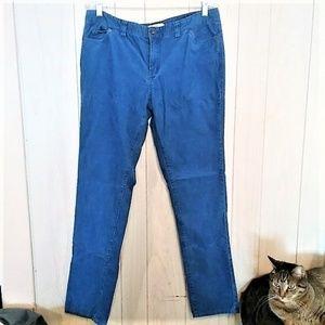 Vineyard Vines 5-pocket Corduroy Pants Cords Blue